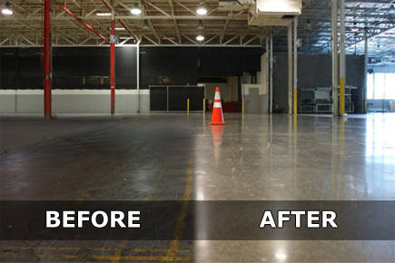 More About Our Concrete Polishing and Resurfacing Systems!