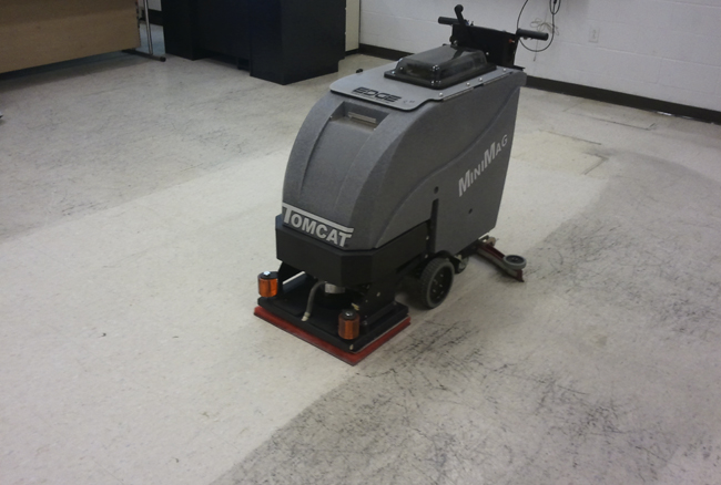 orbital floor scrubber and surface preparation - tomcat edge