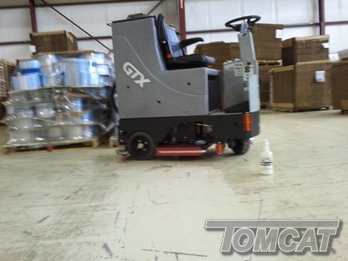 Orbital Scrubber Edge Gtx Rider Floor Scrubber Machine