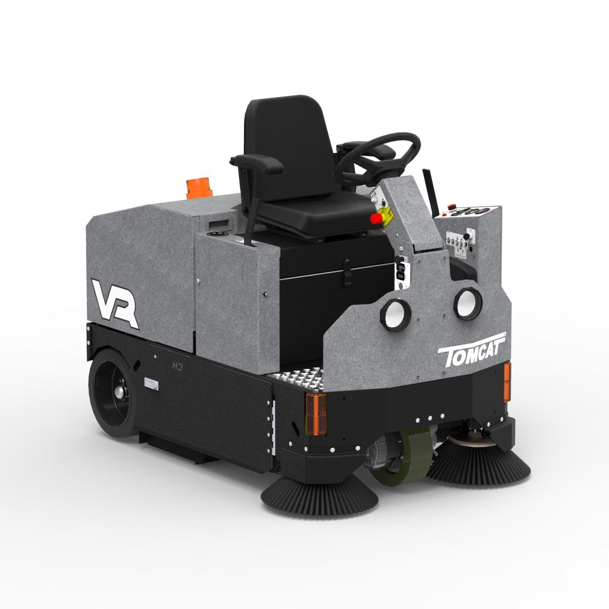 Floor Sweeper Vr Rider Commercial Floor Sweeper Machine