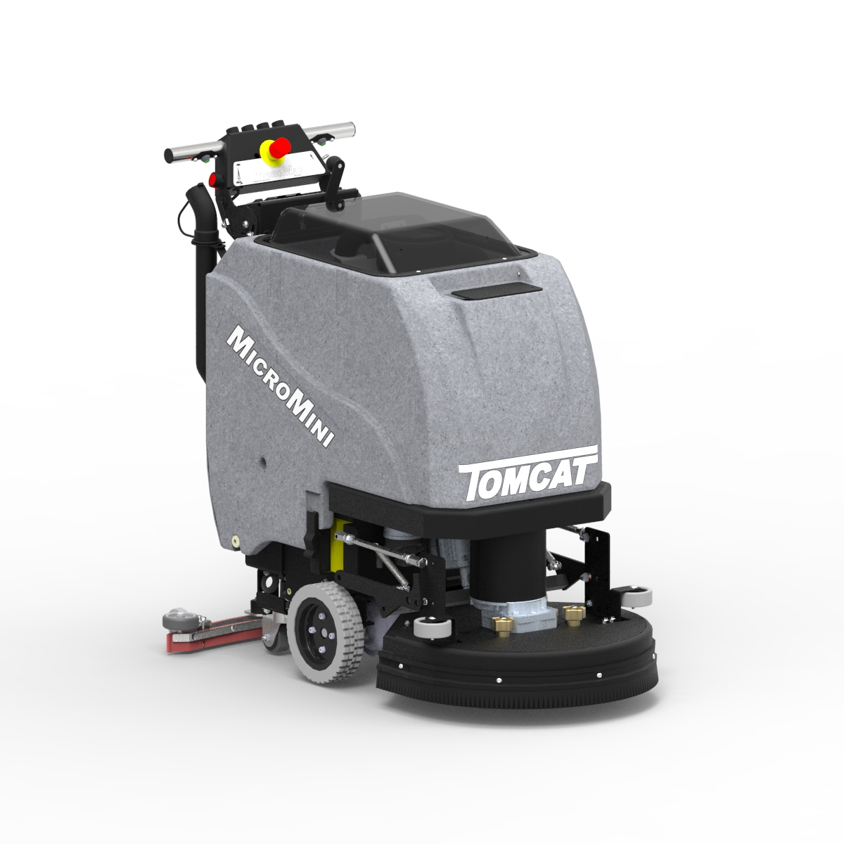 Floor Scrubber Dryer Micromini Walk Behind Commercial