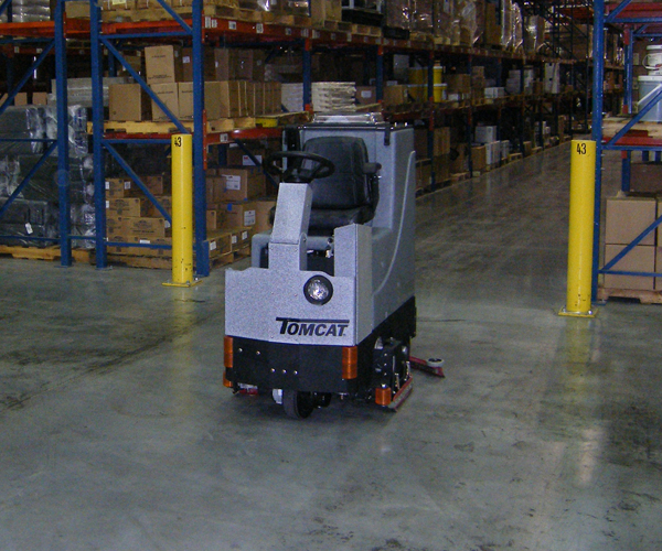 Manufacturing Floor Cleaning Tomcat Commercial Floor Cleaning
