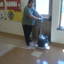 Cordless Tomcat EDGE® Orbital Floor Scrubber