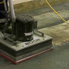 Orbital Scrubber Stick Walk Behind Floor Scrubber Machine Tomcat