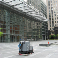 ... XR Floor Scrubber Dryer Are Even Used By Big Corporate Companies  Outside!