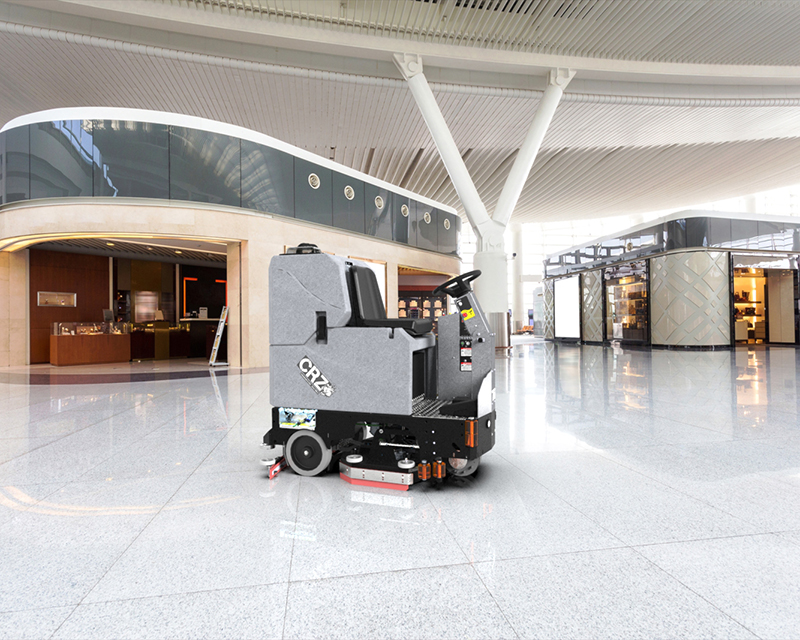 CRZ Floor Scrubber Dryer
