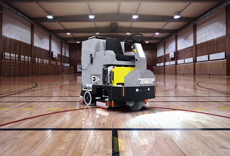 EX Floor Scrubber Dryer