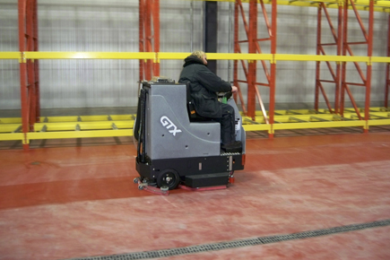 GTX Floor Scrubber Dryer