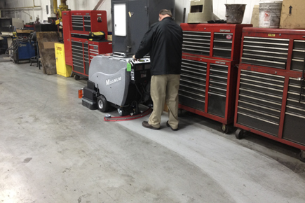 Magnum Floor Scrubber Dryer