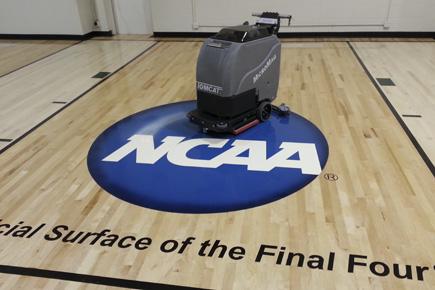 Walk Behind Orbital Floor Scrubber Tomcat EDGE® MicroMag