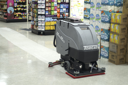 Commercial MiniMag EDGE® Orbital Scrubber