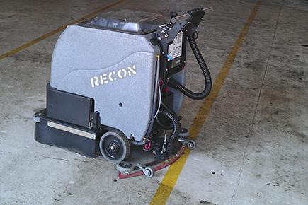 RECON Floor Scrubber Dryer
