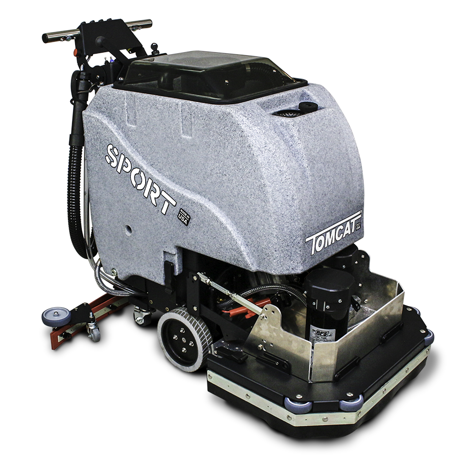 Sport Floor Scrubber Dryer