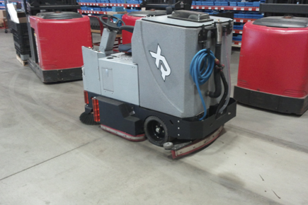 XR Floor Scrubber Dryer