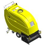 21 Series Commercial Floor Scrubber
