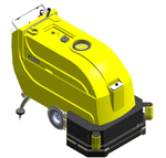 3000 Series Commercial Floor Scrubber