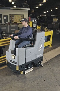 About Tomcat Commercial Floor Cleaning Equipment