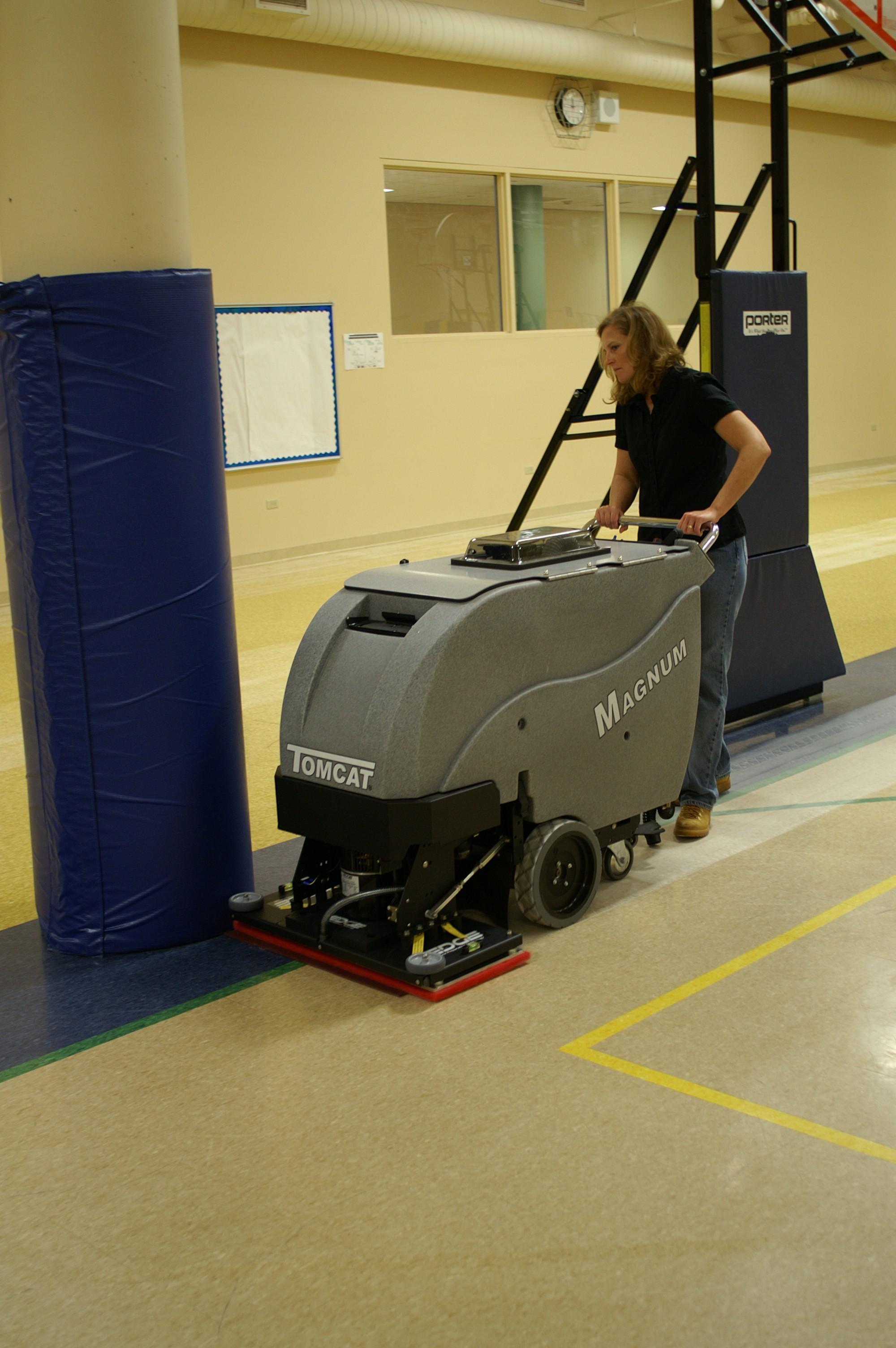 system hero floors tc dryer clean floor tomcat scrubber inc product
